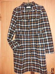Женское шерстяное пальто р. S - М, Indi & coid