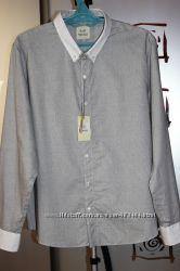 Стильна чоловіча сорочка Easy, великий розмір XXXL