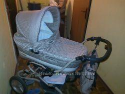 Отличная коляска bebecar2в1комфорт ребеночка и мамы подарок