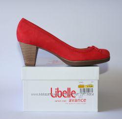 Красивые туфельки, натуральный нубук 36-41р