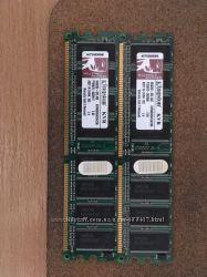 Оперативная память Kingston DDR-200 256MB PC-3200 KVR400X64C3A256