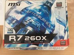 Видеокарта MSI AMD R7 260X OC