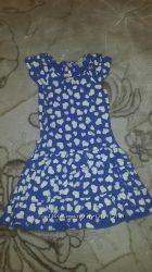 Платье брендовые110 см