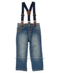 Crazy8 джинси-хулігани 4Т