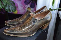 Туфли MURTON Италия Натуральная кожа 40 размер