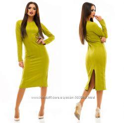 Платье размер 42-46 модель 077 под заказ 1 од, отправка вт, чт, сб