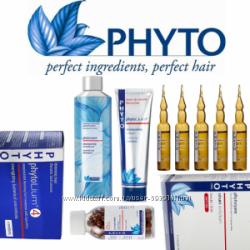 Супер средства для волос от Phyto -  Шампуни, Бальзамы и Крем-Краска