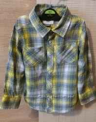 Рубашки Олд Неви Гэп Baby Gap Old Navy, р. 3Т, 4Т
