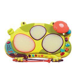 Музыкальная игрушка КВАКВАФОН свет, звук Battat BX1389Z