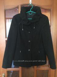 Кашемірове жіноче полу пальто 48 розмір