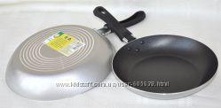Сковородки Alluflon Италия 24см  20см тефлон Шара