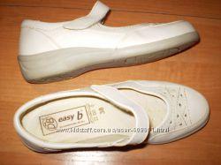 кожаные  туфли  ф.  Easy  B размер  38   -   24. 7  см