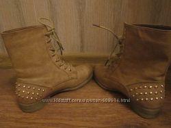 Ботинки осень р. 36