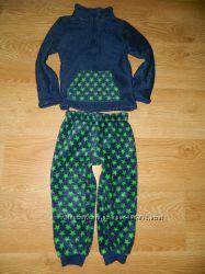 Теплая пижама 2-3г.