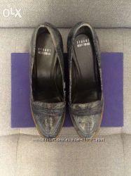 Туфли на платформе Stuart Weirzman