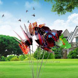 Декор для цветочного горшка или сада бабочка