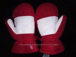 Краги варежки рукавицы на 1-3 года