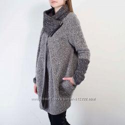 Вязаное пальто Kontatto Италия