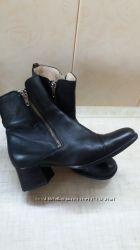 Кожаные ботинки Salamander. Размер 37