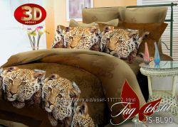 Самое красочное постельное белье из полисатина от производителя ТМ TAG