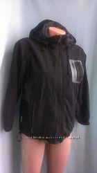 Куртка 140-146, 10-11 деми на флисе, Скандинавия