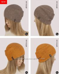 Двухсторонние шапки Atrics