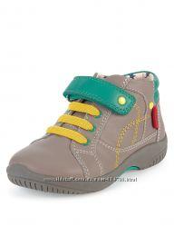Ботинки кожаные  Marks&Spenser walkmates  Англия, размер 24