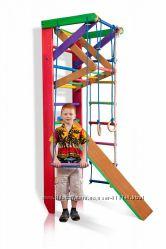 Тренажеры для детей, шведская стенка
