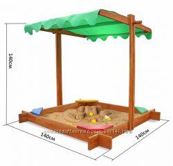 Детские песочницы , песочницы из дерева
