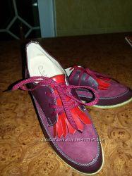 Туфли Дерби 35 размер 23 см