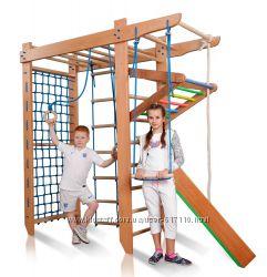 Детский спортивный уголок с рукоходом Гимнаст-220