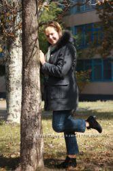 Полупальто женское демисезонное Barbara Lebek