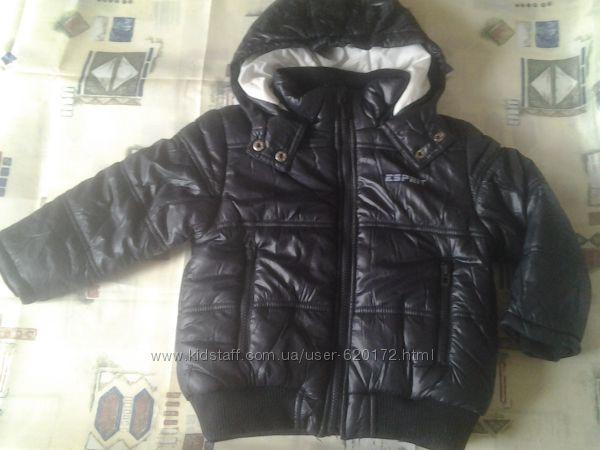 Куртка ESPRIT  деми для мальчика на 2-3 года новая