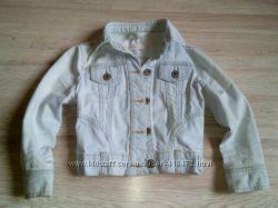 Джинсовая куртка, размер хс, с.