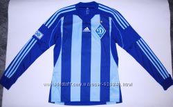 футболка от adidas Динамо-Киев размер S рост 160-170 см