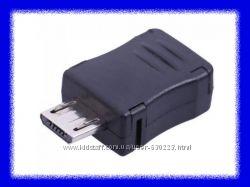 Micro USB 5-pin. Микро ЮСБ штекер разборной, папа.