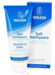 Зубная паста Weleda Минеральная соль