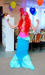 Принцесса русалка Ариель. Аниматоры  на детский праздник, Киев