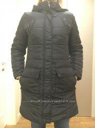 Демисезонная удлинённая куртка