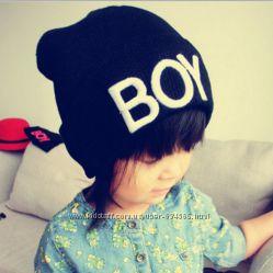 Демисезонные шапки для детей и  взрослых