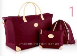 Набор сумок для отдыха и дороги спортивные разные Ив Роше
