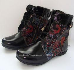 Демисезонные ботинки берегиня по -31 размер