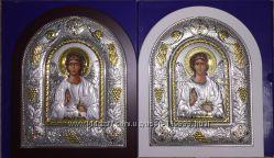 Ікони зі срібла