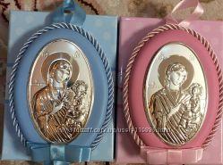 Православні ікони зі срібла