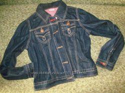 джинсовая курточка некст