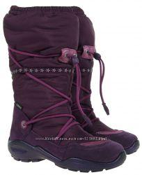 Зимние девочковые ботинки и сапоги ECCO Оригинал Низкие цены