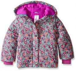 Супер красивая зимняя курточка CARTERS