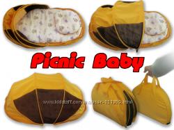 Складная сумка-кровать