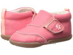 Туфельки ботиночки Carters кожа 20-21р новые