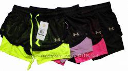 Спортивные шорты компрессионные женские Under Armour  7001